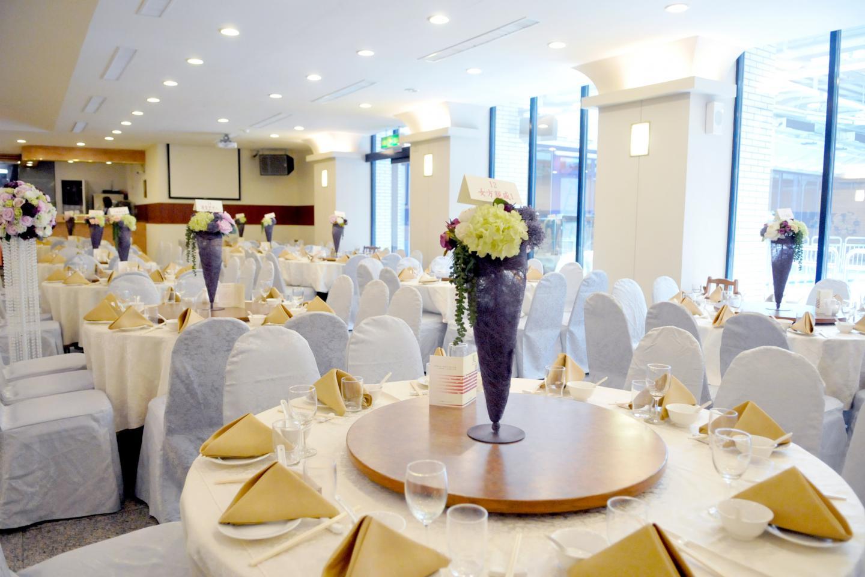 1樓孔雀廳婚宴